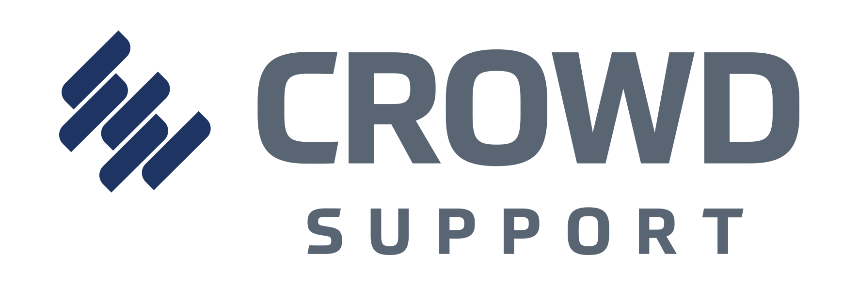 logo Crowd support